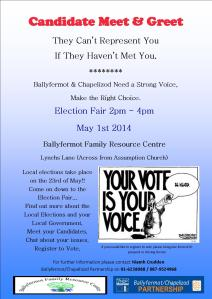 Publication election fair